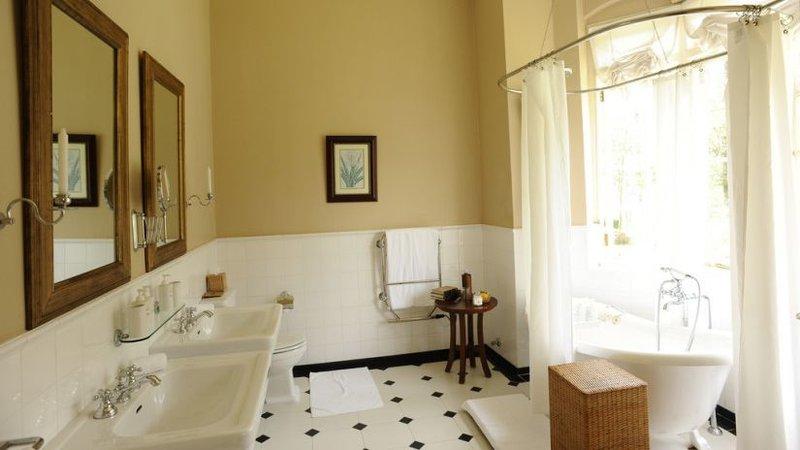 Уникальный и оригинальный декор ванной комнаты
