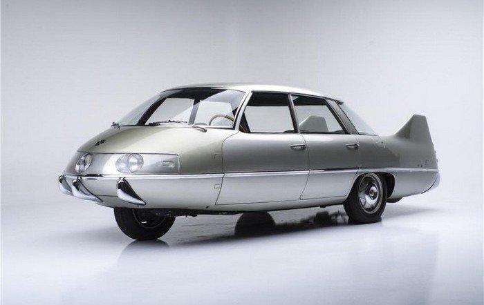 концепт кары 1960 г