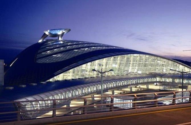 Аэропорт «Инчхон», Южная Корея
