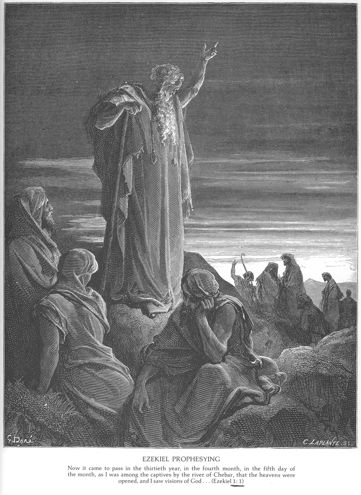 prophet ezekiel essay Of the oracle are found in the song of moses (deut 32:1-43)3 in this essay i will argue that ezekiel's depiction of israel in ch 16 (chiefly section a, vv 1-43) 4 rep- resents a prophetic transformation of the rise and decline of israel depicted in the.