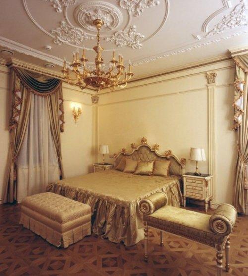 лепной декор способен лучшим образом преобразить жилое помещение