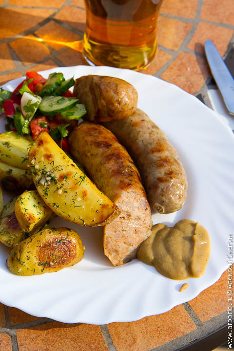 Домашние колбаски - рецепт