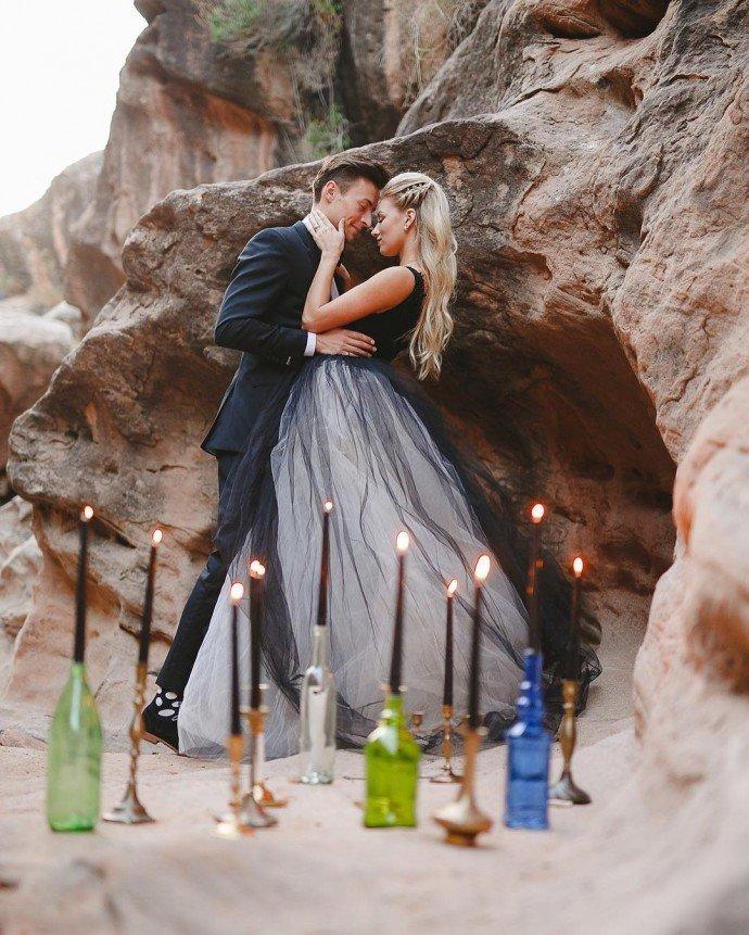самой самые необычные креативные свадебные фотографии эту идею придумайте