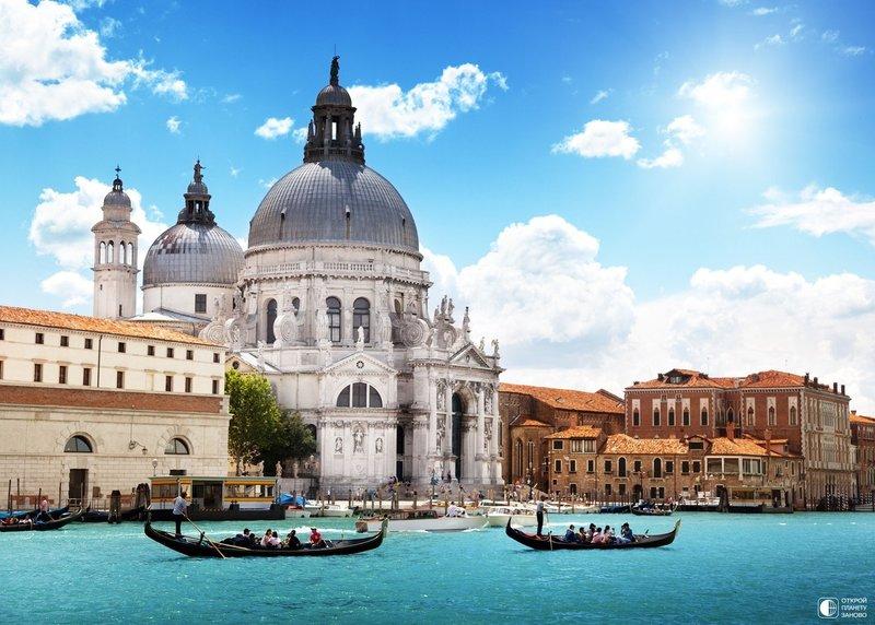 Мадонна делла Салюте в Италии - Путешествуем вместе
