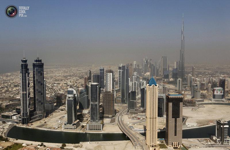 Фото Дубай с высоты, пальмовые острова в Дубае - Интернет...