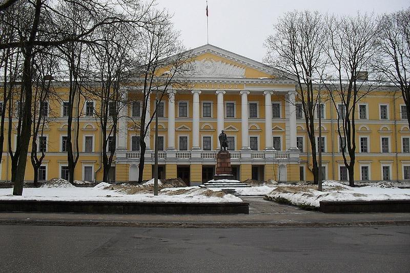 Псков Дом Советов