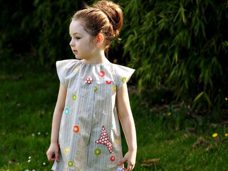 Детскую одежду шьем своими руками