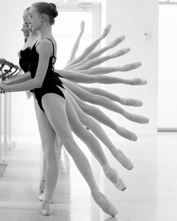 Папе, прикольные балерины картинки