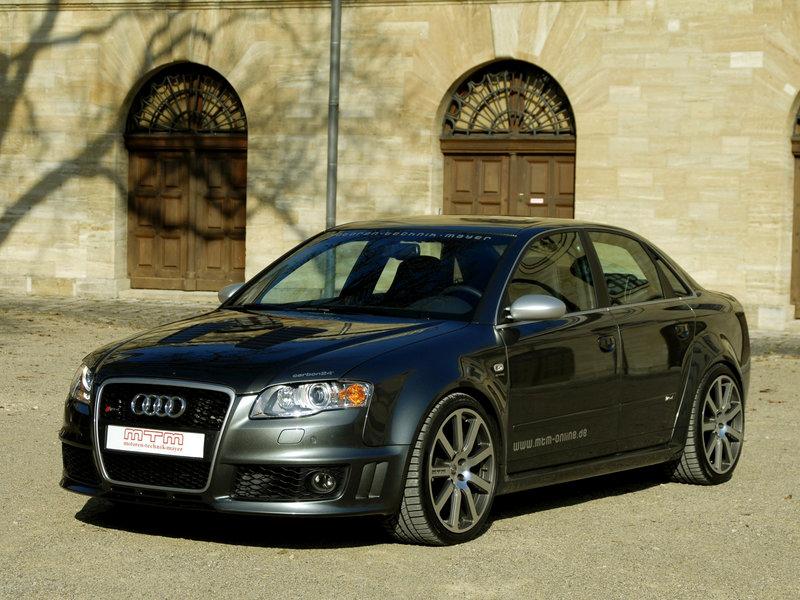 MTM Audi RS4 K540 (B7, 8E)