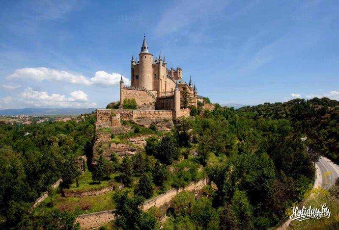 Сказки наяву, или Самые красивые замки Европы - туристиче...