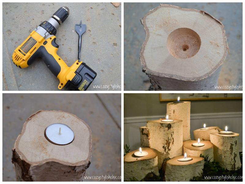 Поделки дерева своими руками фото для дома