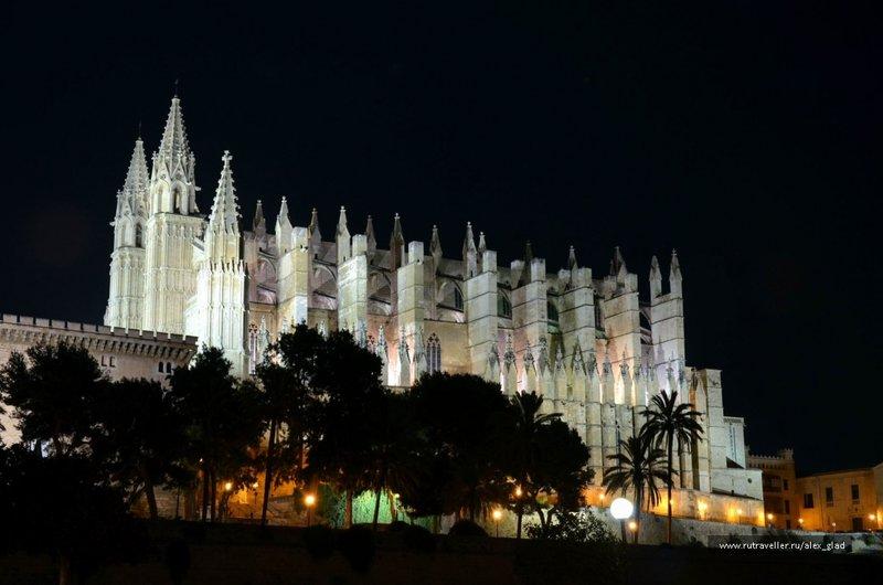 Кафедральный собор Святой Марии (Пальма-де-Майорка, Испания)