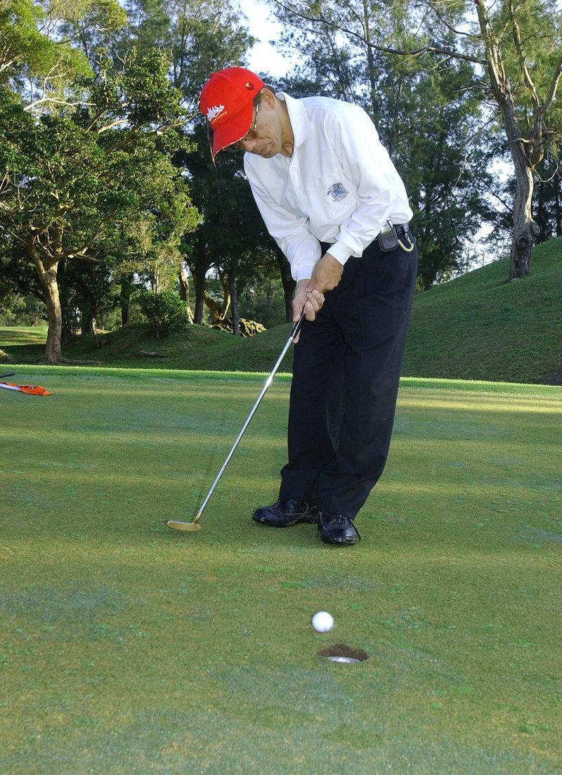 Где поиграть в гольф