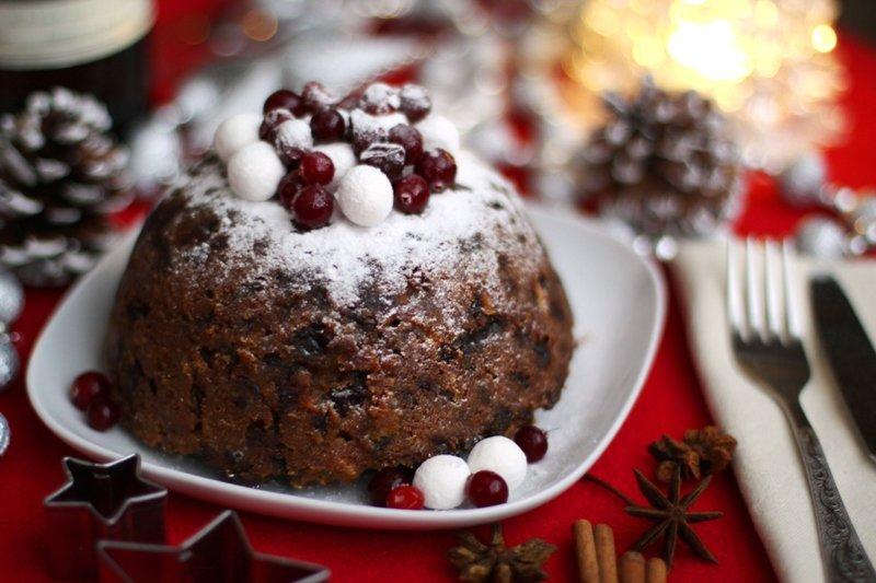 малогабаритных помещений английский рождественский пудинг рецепт с фото долго