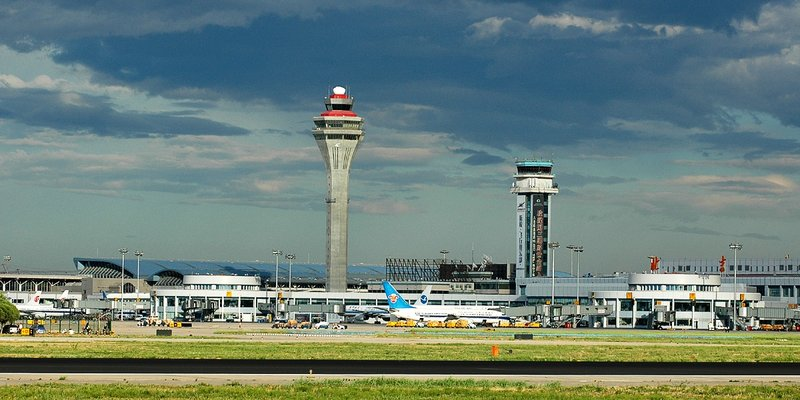 Международный аэропорт Шоуду, Пекин, PEK