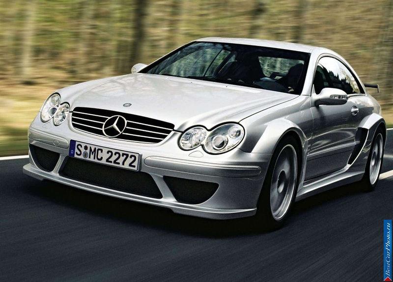 Mercedes-Benz CLK 55 AMG DTM Street Version