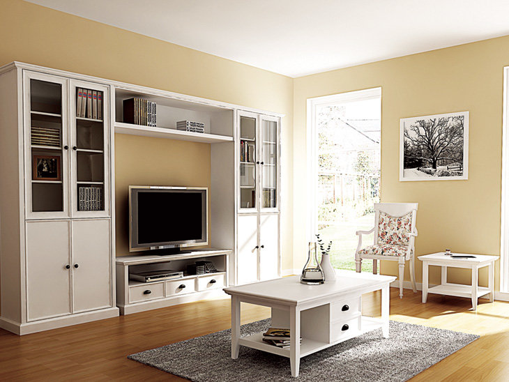 Продам гостиную лорен белого цвета - мебель и предметы интер.