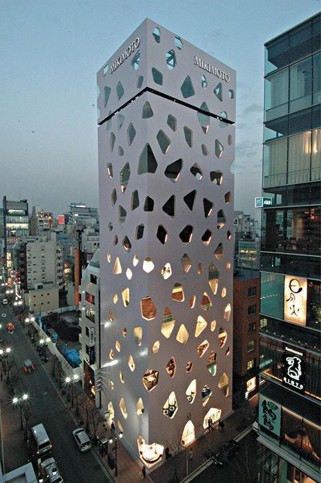 Коммерческий центр в Токио