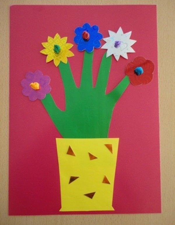 Открытка для мамы 1 класс презентация с шаблонами, день рождения
