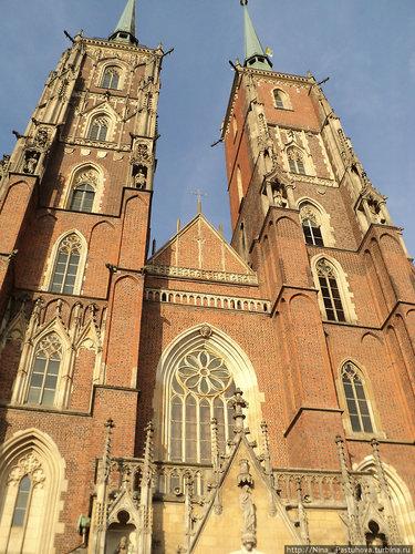 готические церкви польши