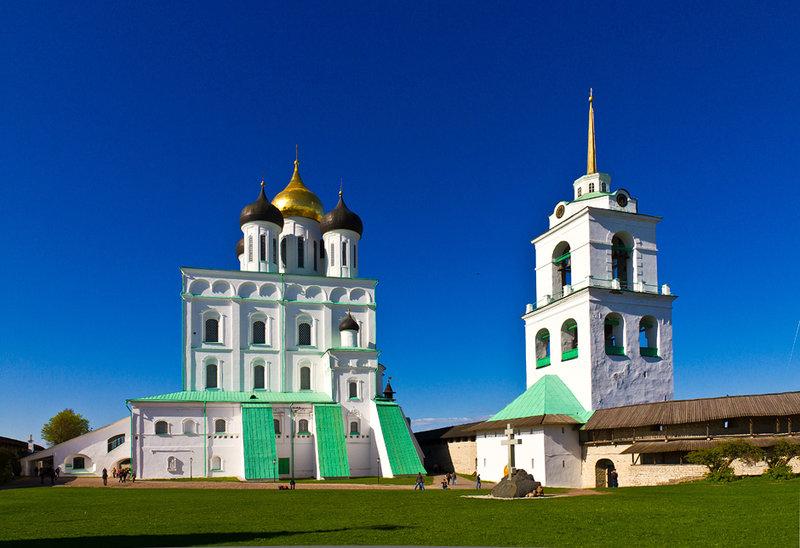 Псков, Свято-Троицкий кафедральный собор