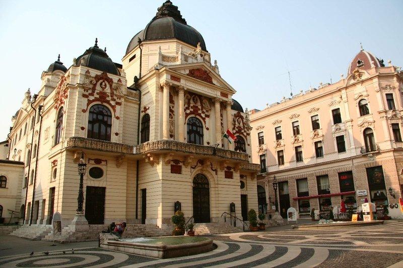 Старый Национальный театр Венгрии, Печ