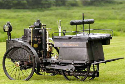 самая старая машина в мире