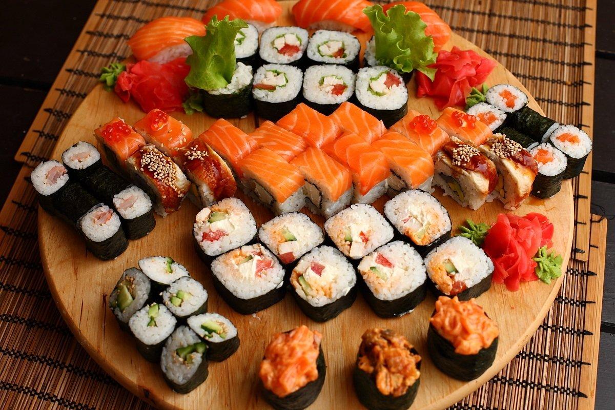 суши бар бенто кызыл