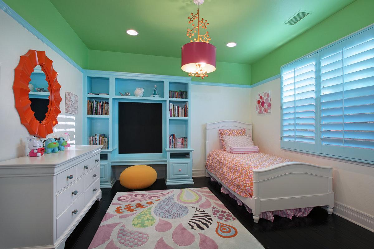 Картинки детских спальных