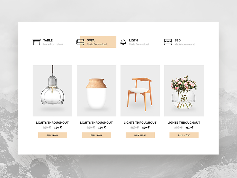 Category - Furniture for website