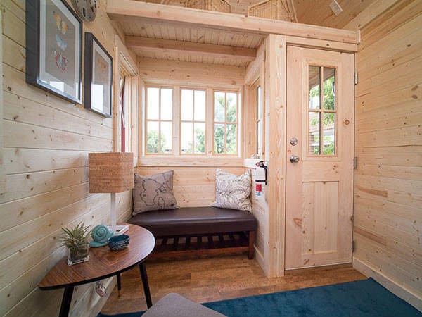 Дизайн маленького дома.