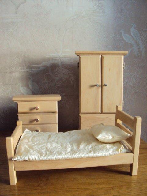Мебель кукол своими руками фото