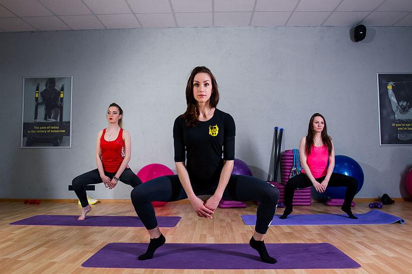От Калланетика Можно Похудеть. Эффективна ли калланетика для похудения? Комплекс упражнений для снижения веса