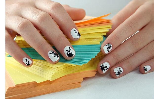 Фото дизайн ногтей для детей