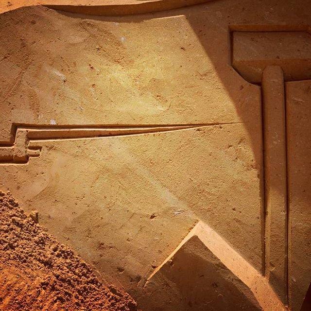 #коломенское #песок #скульптура #sand