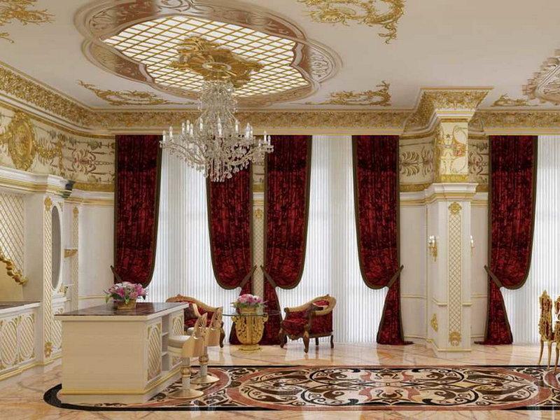 Роскошь и богатство дизайна: как выглядит стиль ампир в интерьере современных квартир.
