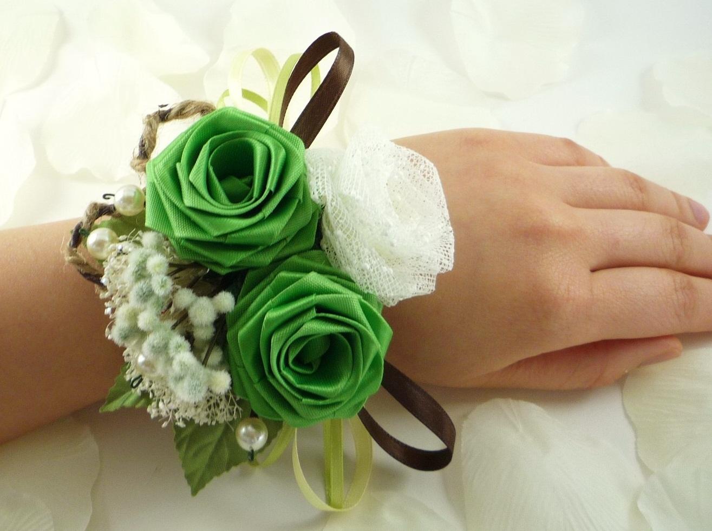 Браслеты с розами своими руками фото 680