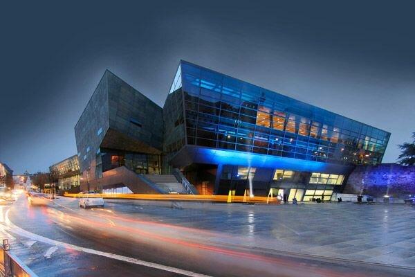 Новая архитектура в венском музейном квартале — GorodaNews Новая архитектура в венском музейном квартале