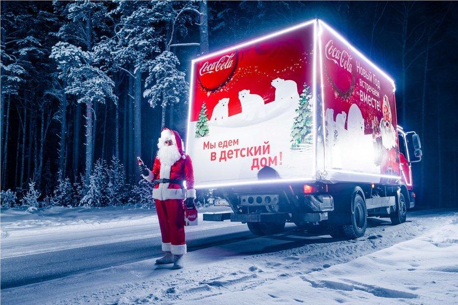 Картинки новогодние рекламы