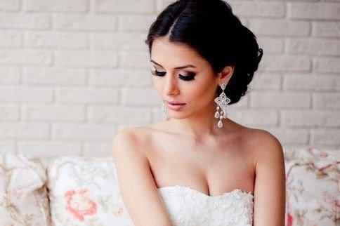 Макияж на свадьбу, как сделать пошагово макияж на свадьбу ... Макияж на свадьбу