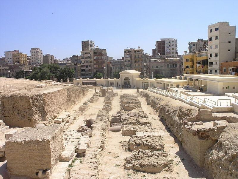 Александрия греция фото