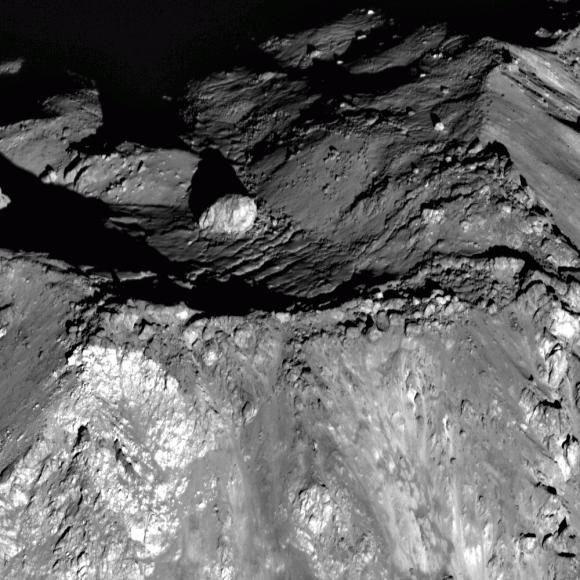 vulkan lunar