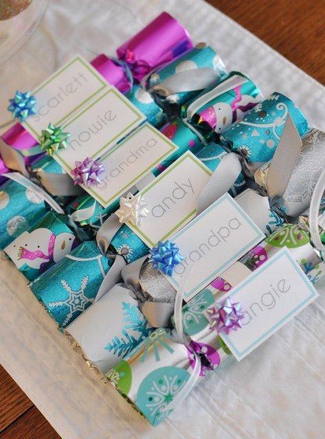 Упаковка подарка в форме конфеты – 3 варианта