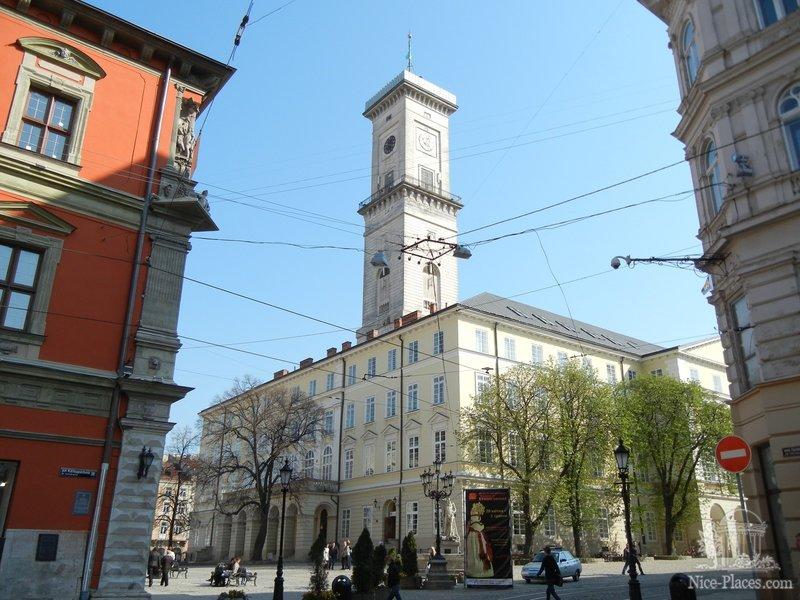 Площадь Рынок. Львов Украина