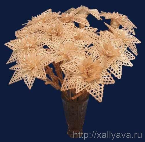 Плетение из соломки - старейший вид народного промысла.
