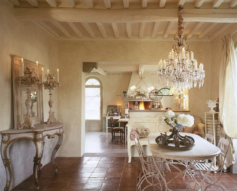 French Dining Room Colors French Country Dining Room Interiors