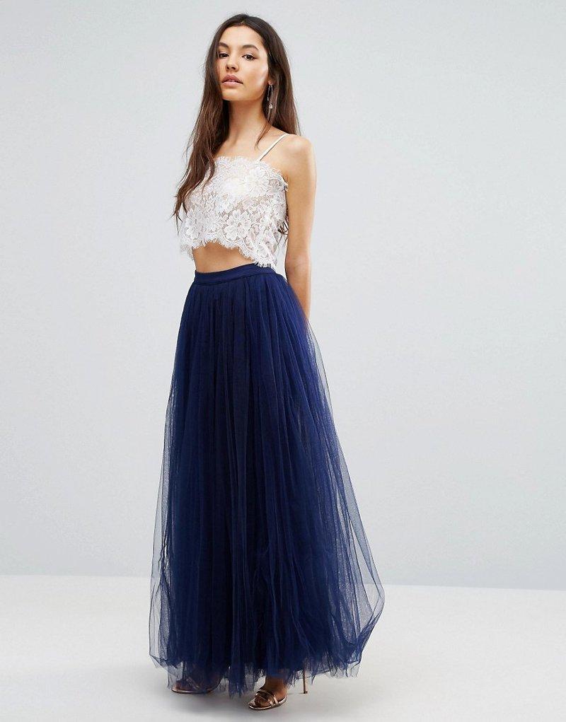 красивые юбки длинные фото
