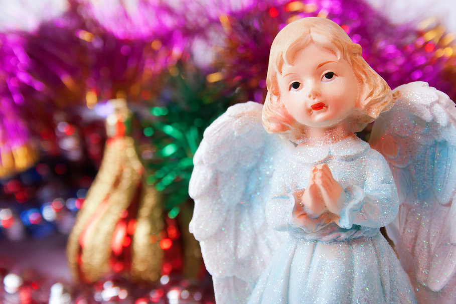 Ангелы на елку картинки