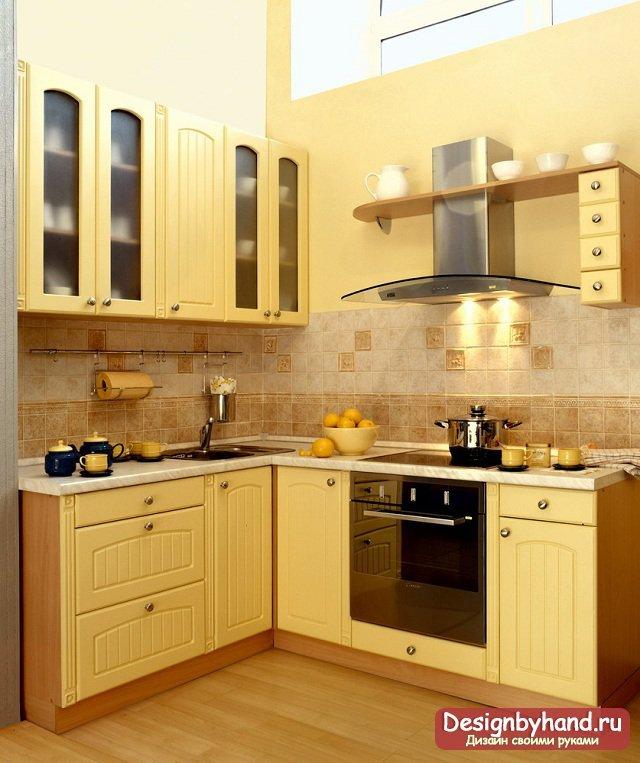 Практически всегда дизайн интерьера кухни является отражением внутреннего мира своей хозяйки.