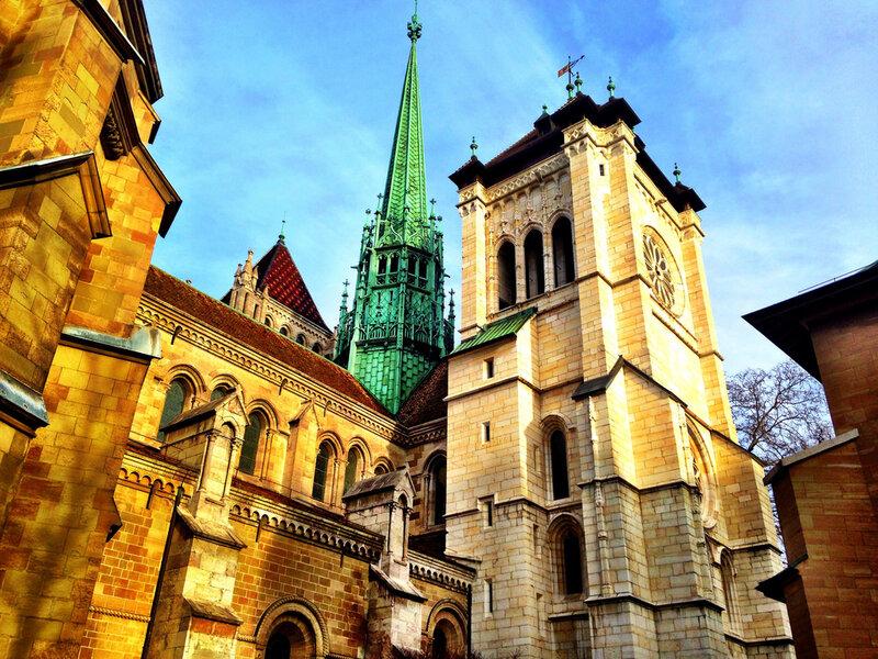Кафедральный собор Святого Петра – Арриво